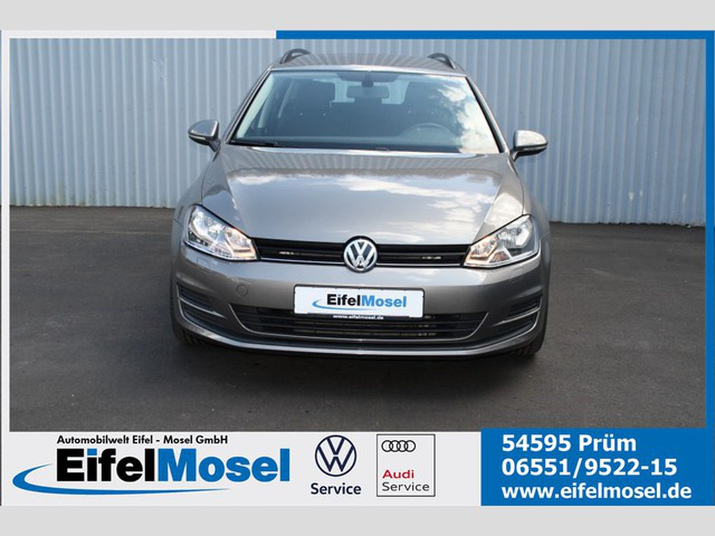 Volkswagen Golf Variant 1.6 TDI VII Trendline