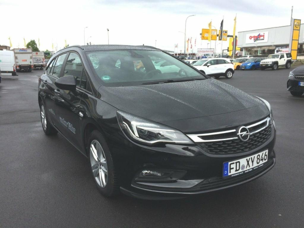 Opel Astra K Sports Tourer 120 Jahre Automatik beheiz