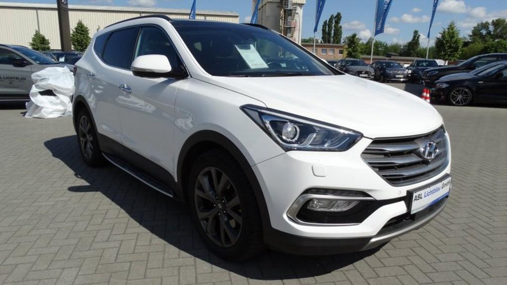 Hyundai Santa Fe 2.2 CRDi Premium 25 Jahre Jubiläumsmodell