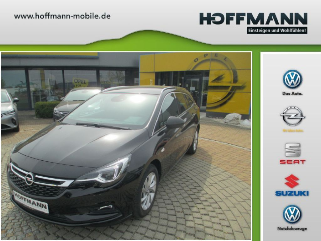 Opel Astra 1.6 D S S ST Innovation
