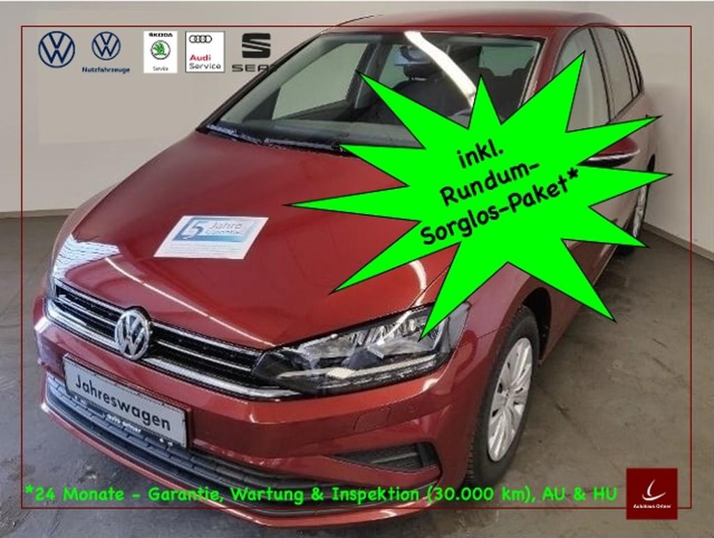 Volkswagen Golf Sportsvan 1.0 TSI ANSCHLUSSGA