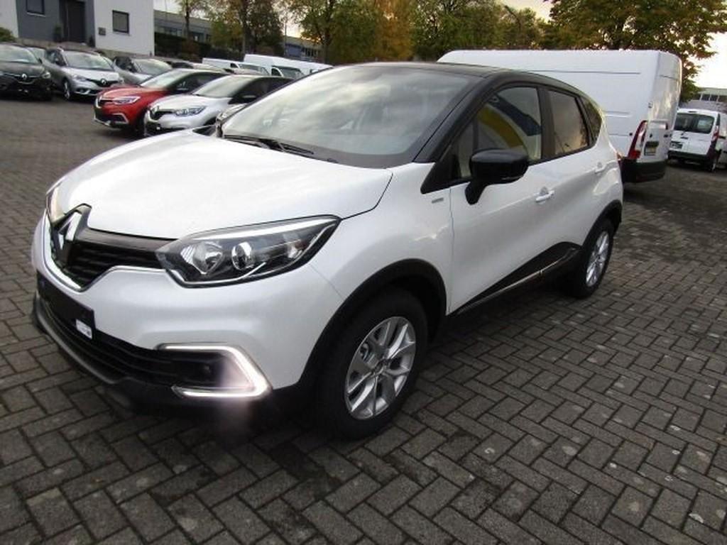Renault Captur Limited TCe 90 eco²