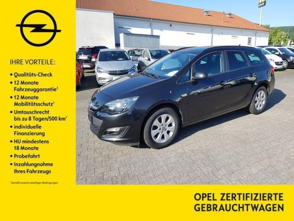 Opel Astra 1.6 J Style