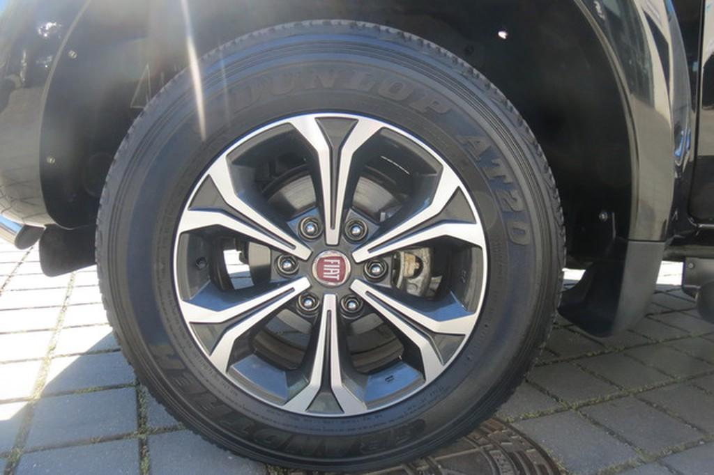 Fiat Fullback 2.4 JTD LX Professional D