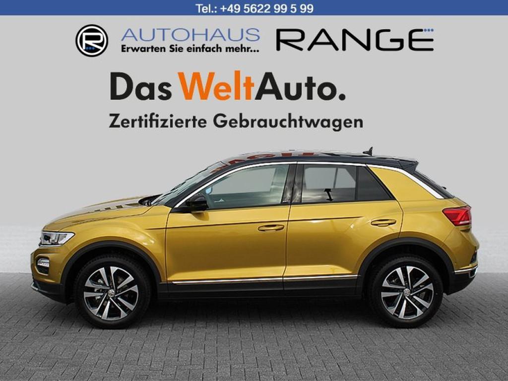 Volkswagen T-Roc 1.6