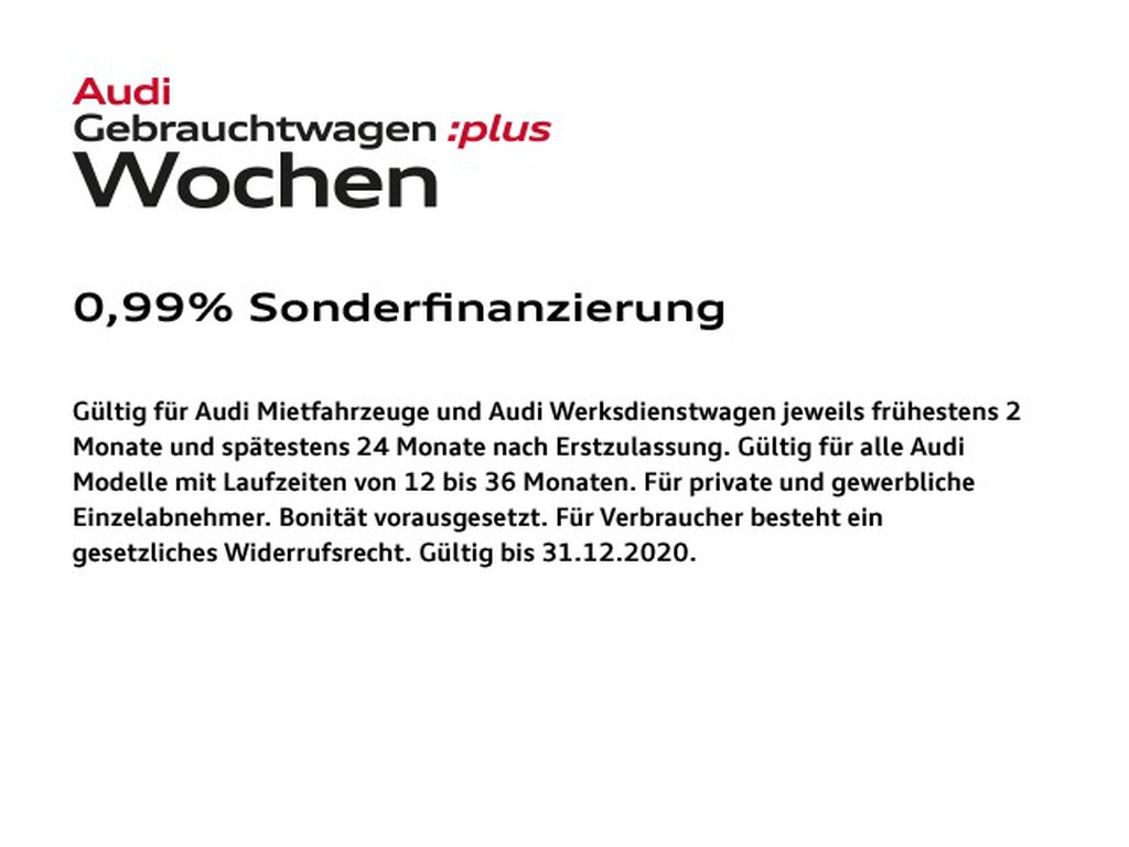 Audi A4 2.0 TDI quattro Avant sport S-Line 18