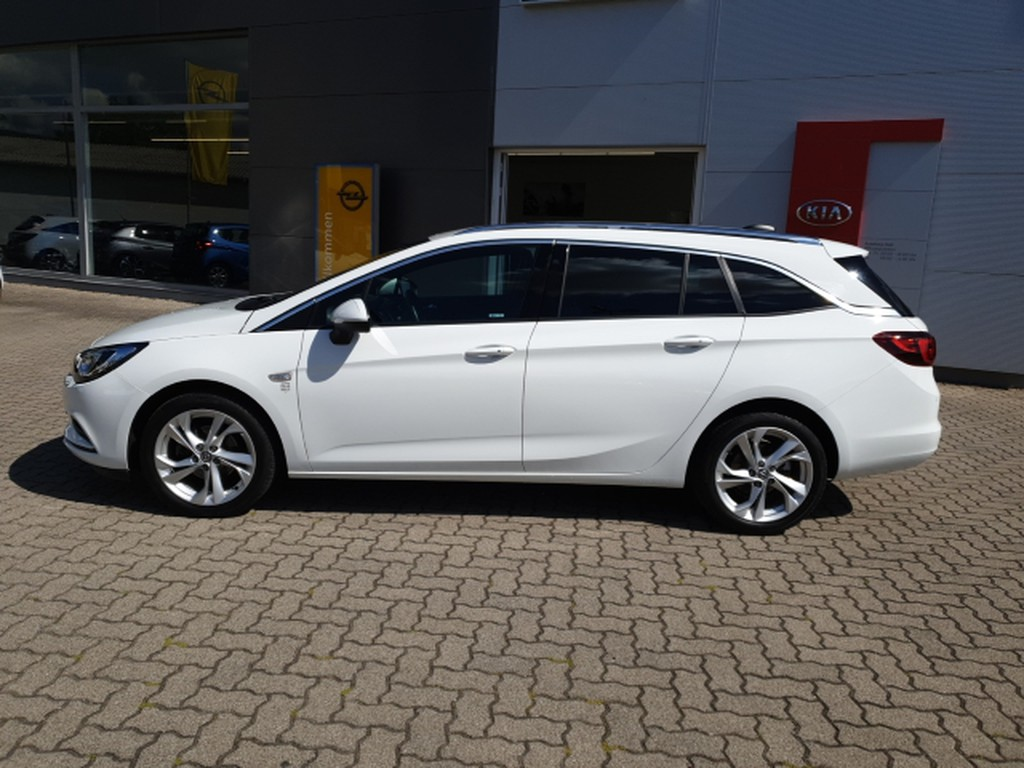 Opel Astra 1.4 K Sports Tourer Dynamic Turbo