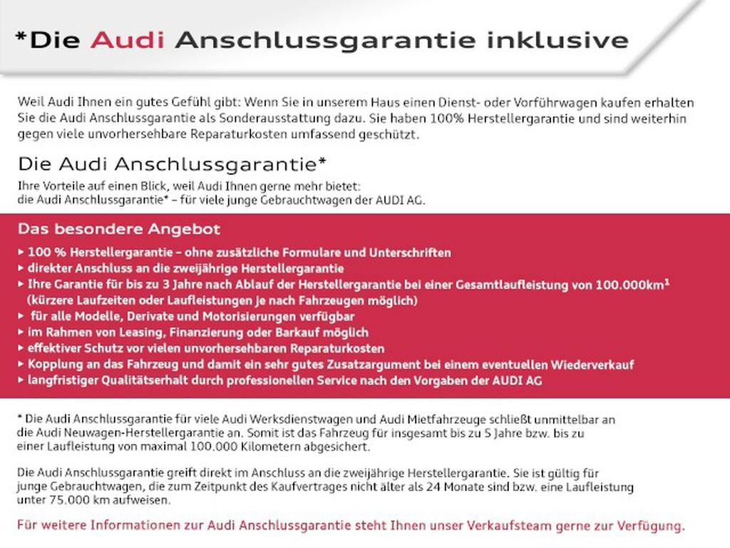Audi RS6 Avant Dynamik plus Laserlicht Assistenz