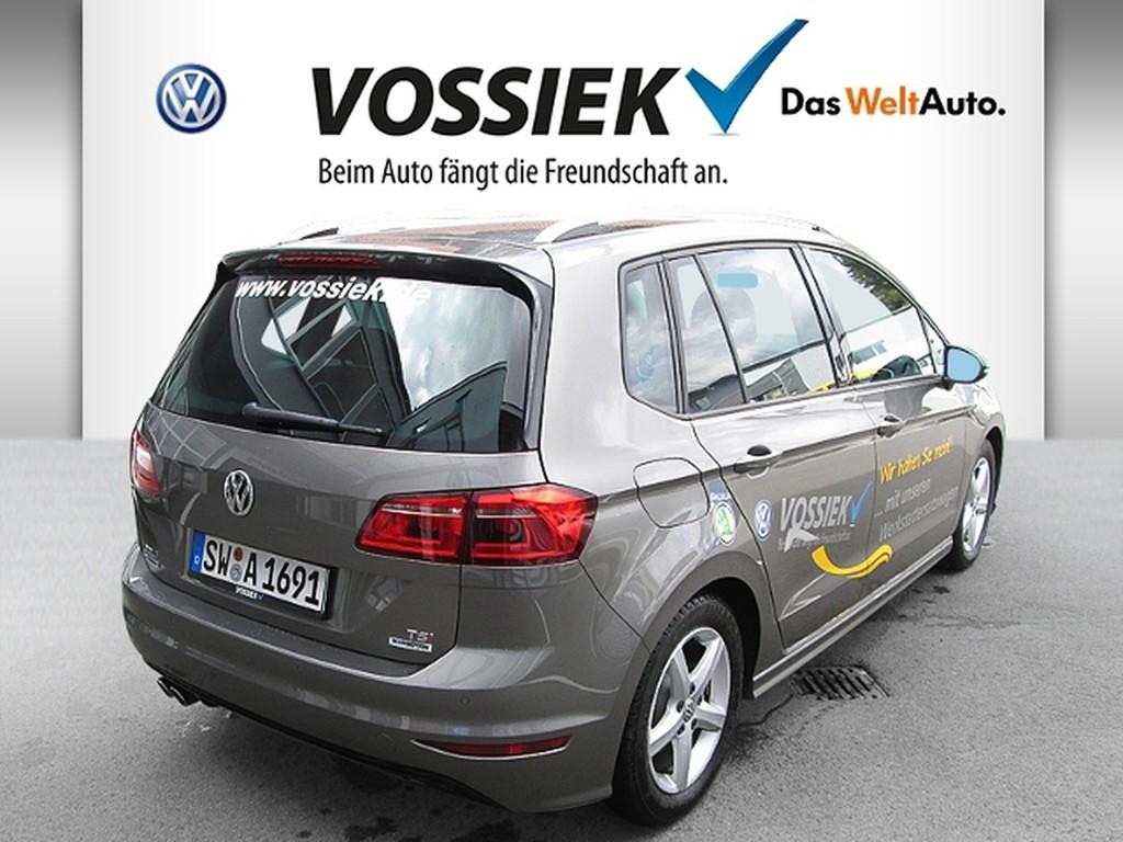 Volkswagen Golf Sportsvan 1.4 TSI Allstar R-Line