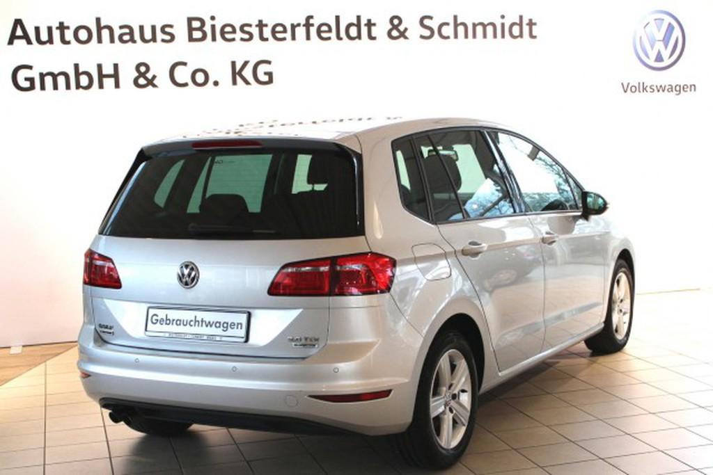 Volkswagen Golf Sportsvan Golf VII Sportsvan Comf TDI Clima