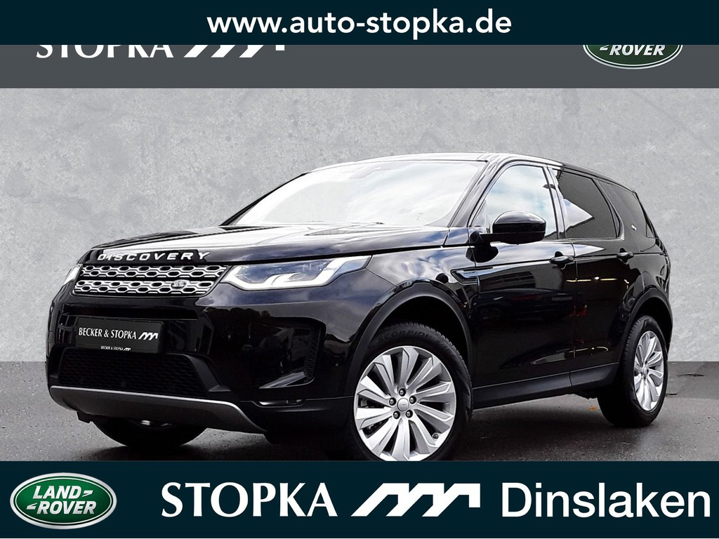 Land Rover Discovery Sport D150 SE 449 Leasing ClearSight