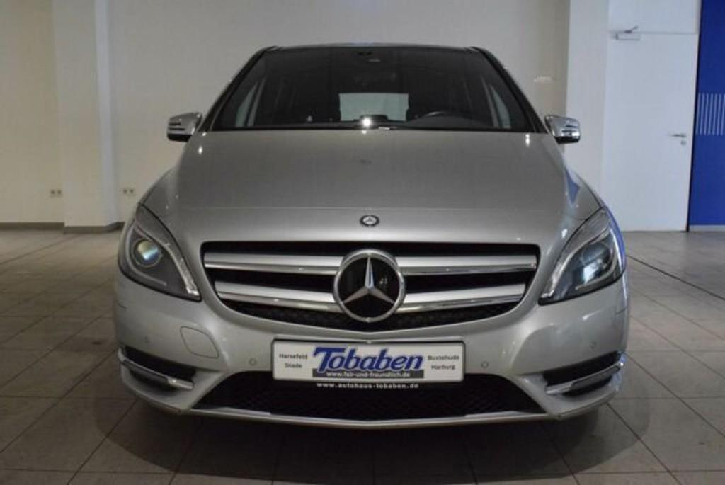 Mercedes-Benz B 250 undefined