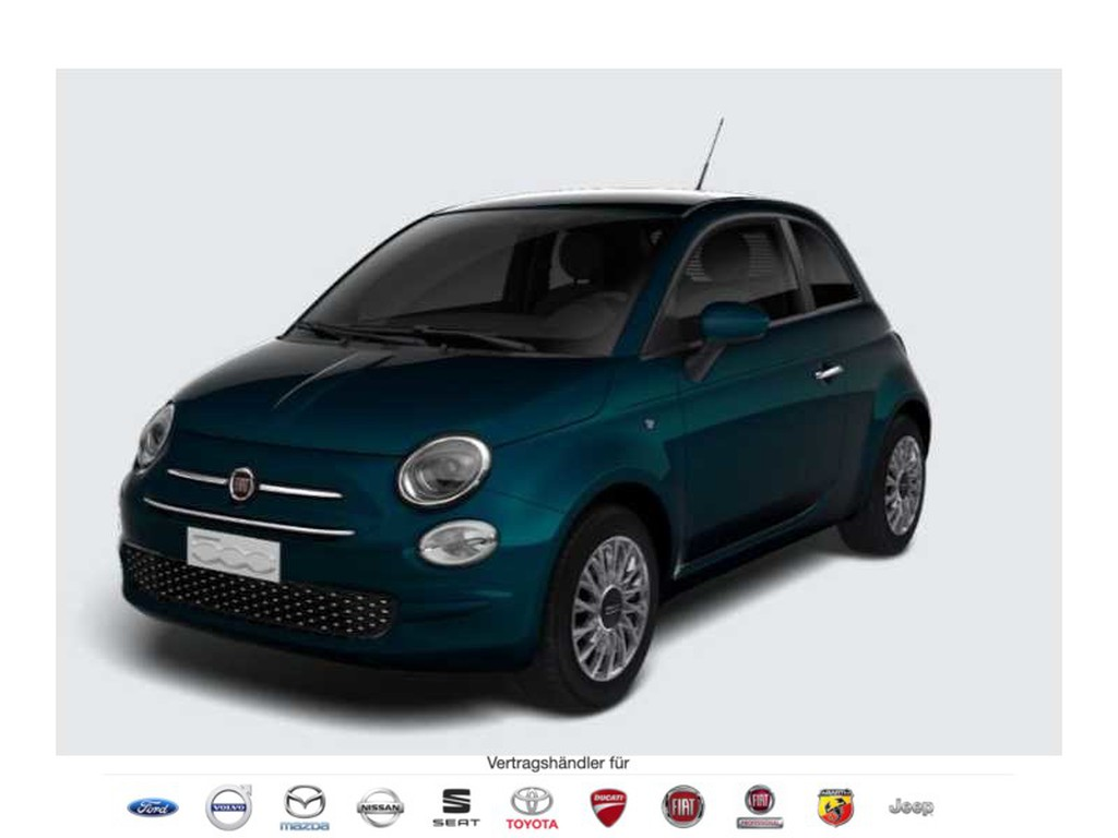 Fiat 500 Hybrid Serie 8 - City