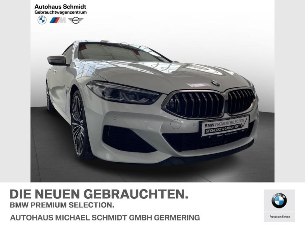 BMW 850 xDrive Sitzbelüftung Laser Soft Close