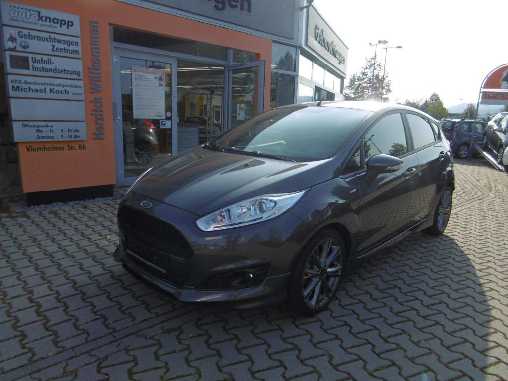 Used Ford Fiesta 1.0