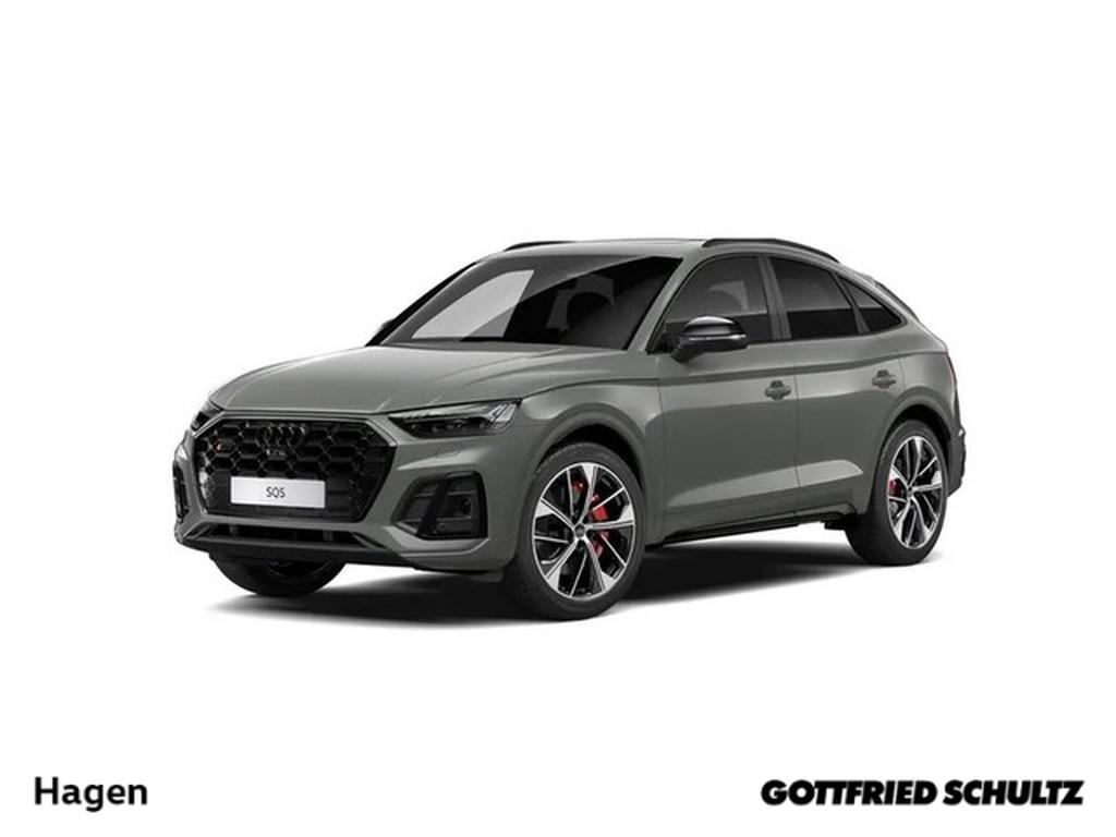 Audi SQ5 SPORTBACK TDI Gewerbeangbeot im Vorlauf
