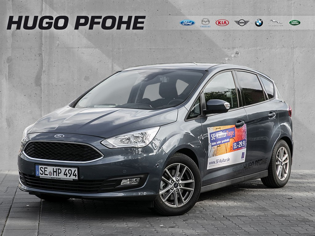 Ford C-Max 1.5 Cool & Connect EcoBoost
