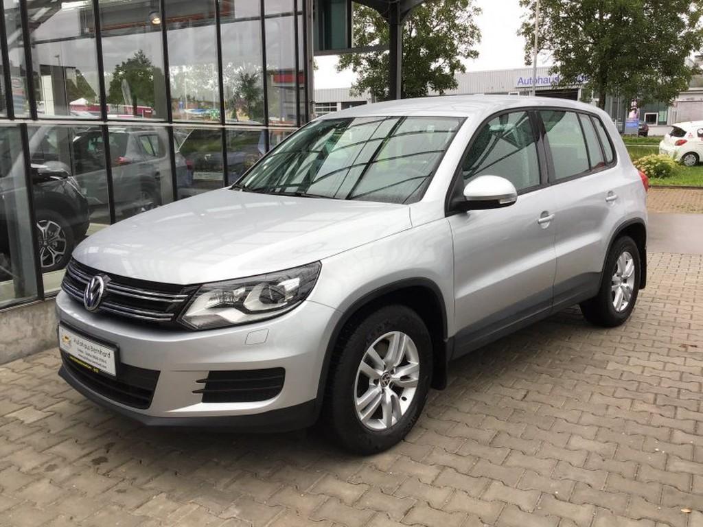 Volkswagen Tiguan 1.4 TSI Trend & Fun