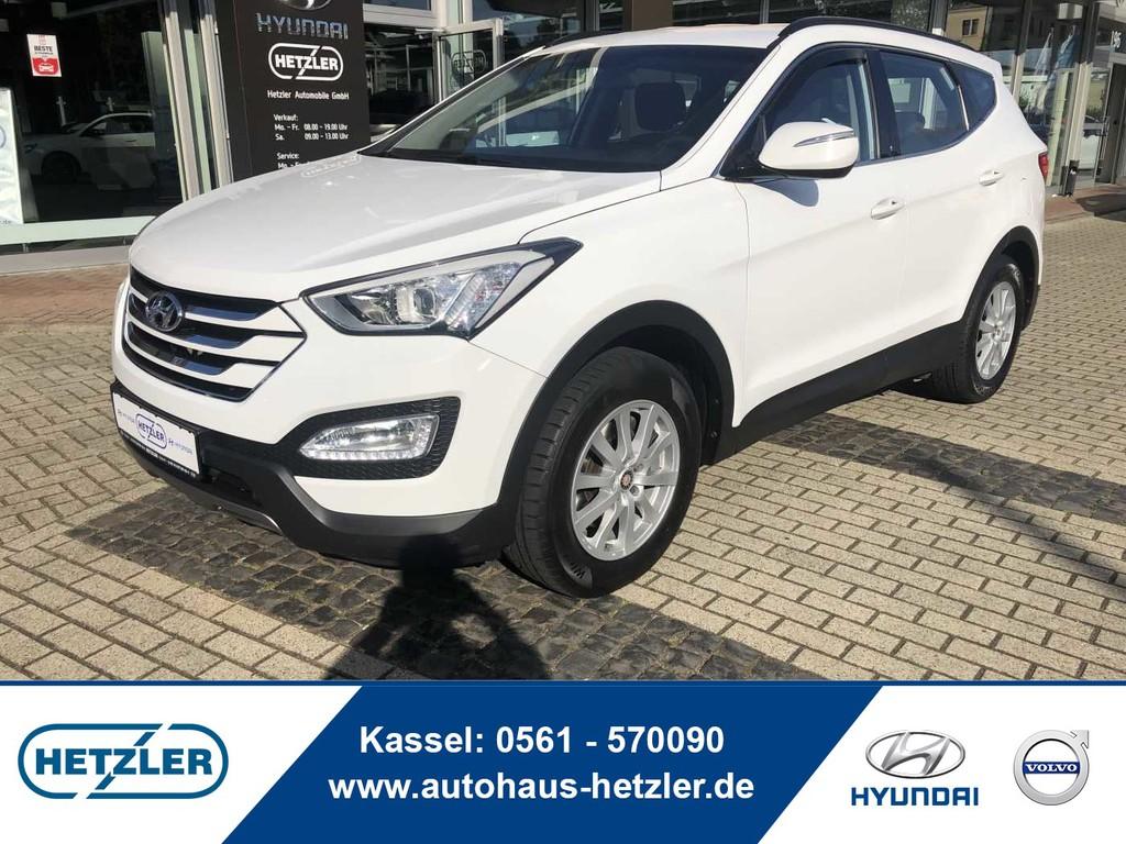 Hyundai Santa Fe 2.4 Trend Rückfahrka