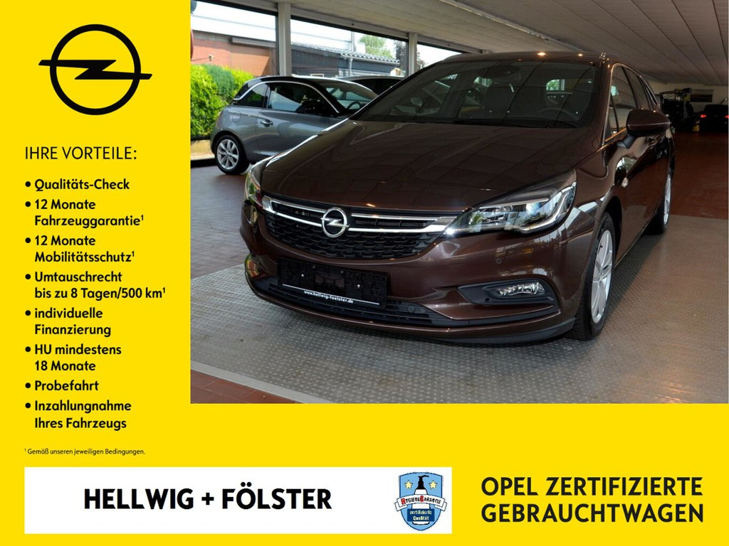 Opel Astra 1.6 K Dynamic ONLINEKAUF MÖGLICH