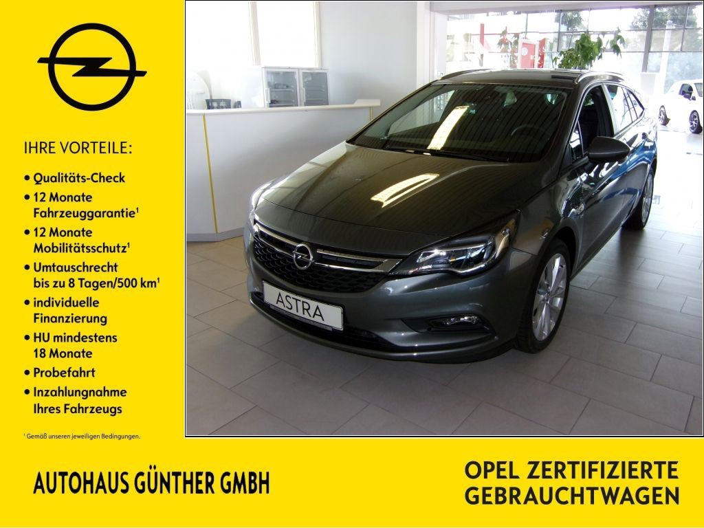 Used Opel Astra 1.6