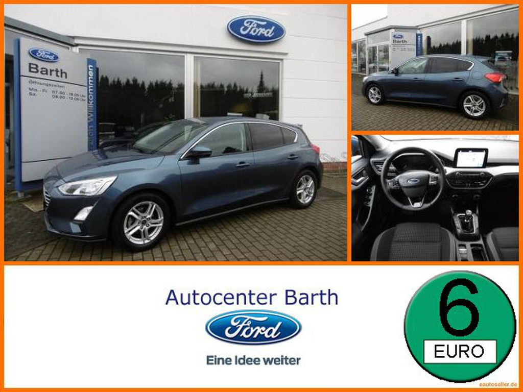 Ford Focus 1.0 EcoBoost Cool&Connect FGS