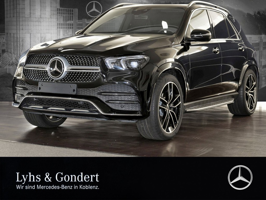 Mercedes-Benz GLE 400 d AMG Burmester