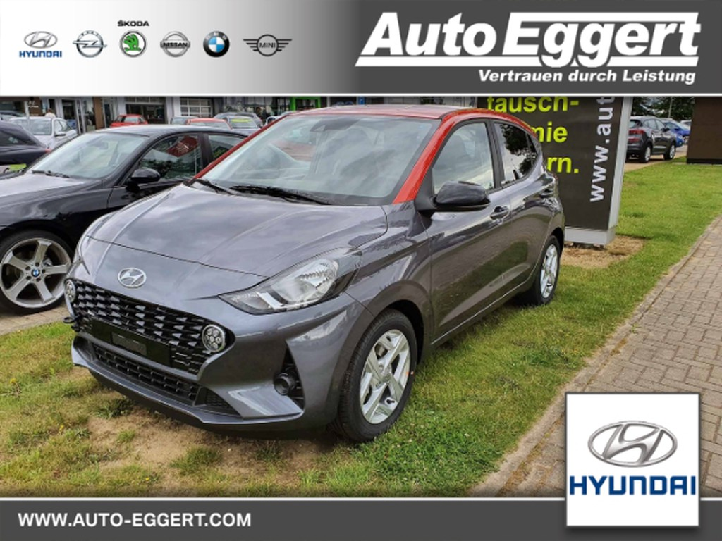Hyundai i10 1.0 Intro Edition Multif Lenkrad