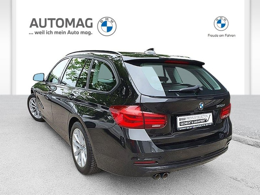 BMW 320 d xDrive SportLine