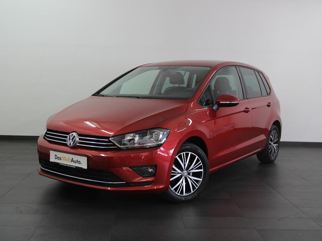 Volkswagen Golf Sportsvan Allstar STH 2