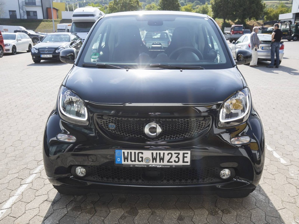smart ForTwo 1.2 coupe (1014->)