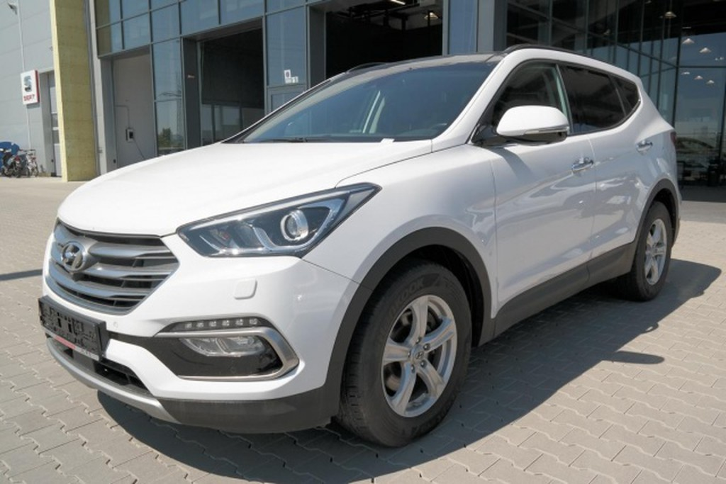 Hyundai Santa Fe 2.2 CRDI GLASDAC