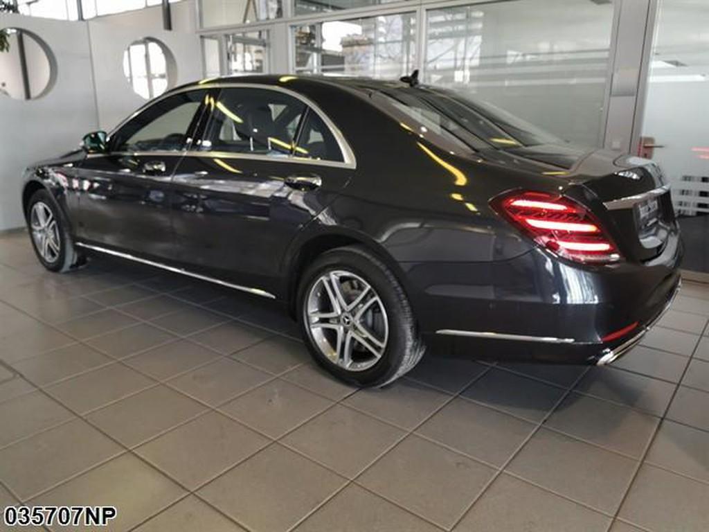 Mercedes-Benz S 560 lang Multibibeam °