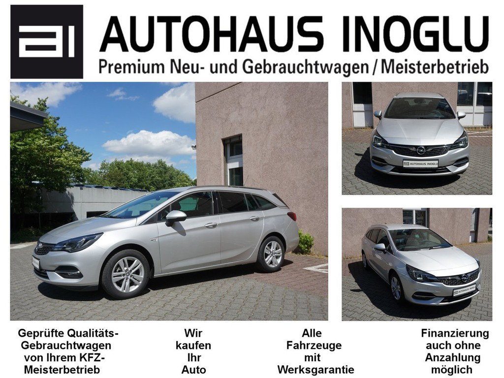 Opel Astra 1.2 K ST Line R Euro6d