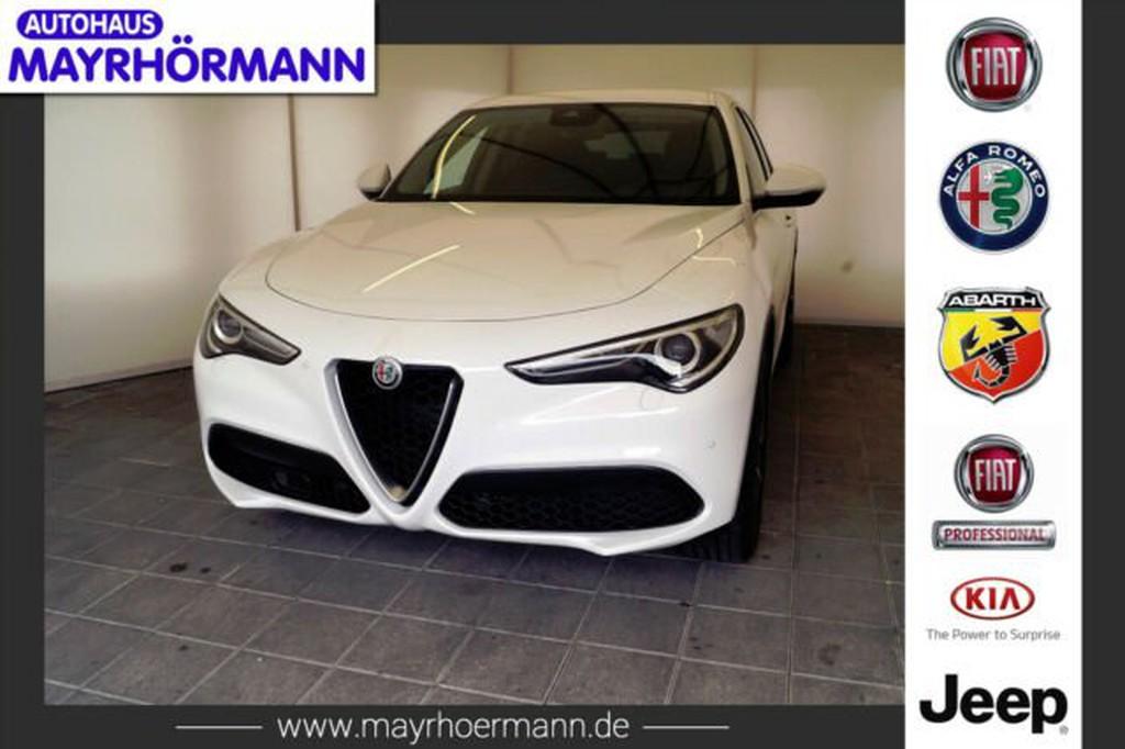 Used Alfa Romeo Stelvio 2.0