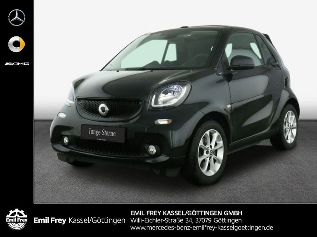 Used Smart Fortwo 0.9