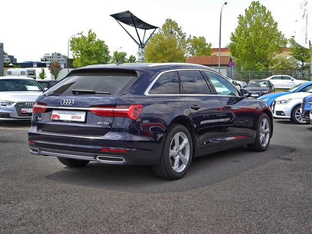 Audi A6 Avant 40 TDI sport Privacy Verglasung