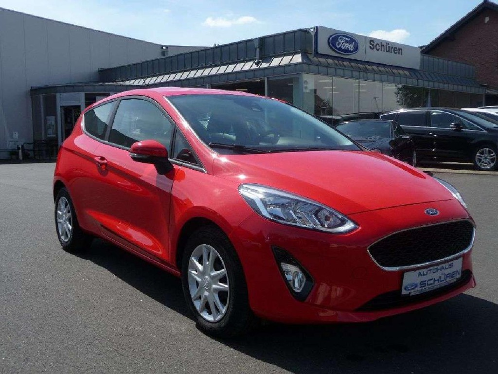 Ford Fiesta Cool&Connect