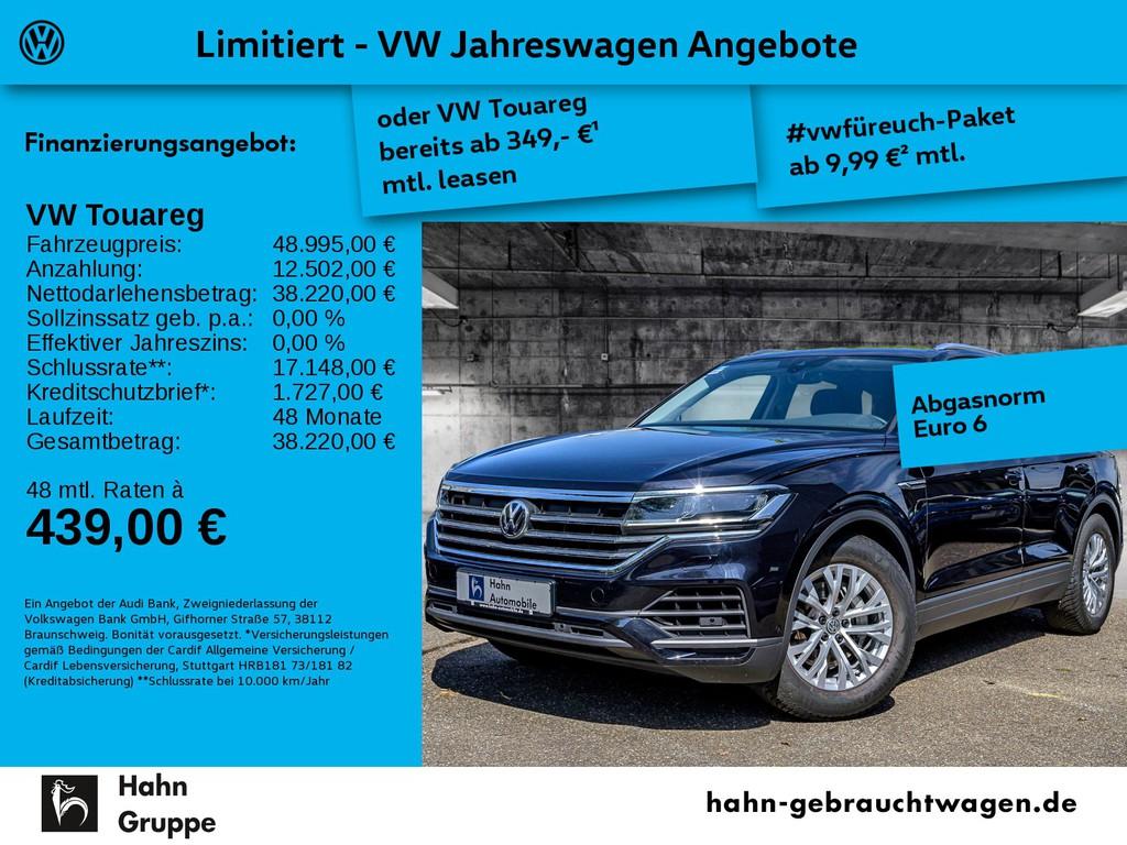 Volkswagen Touareg 3.0 TDI Basis Lane