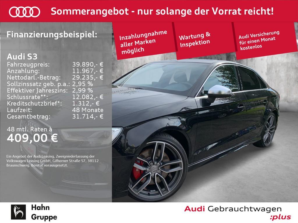 Audi S3 2.0 TFSI qu Limousine a Einpark