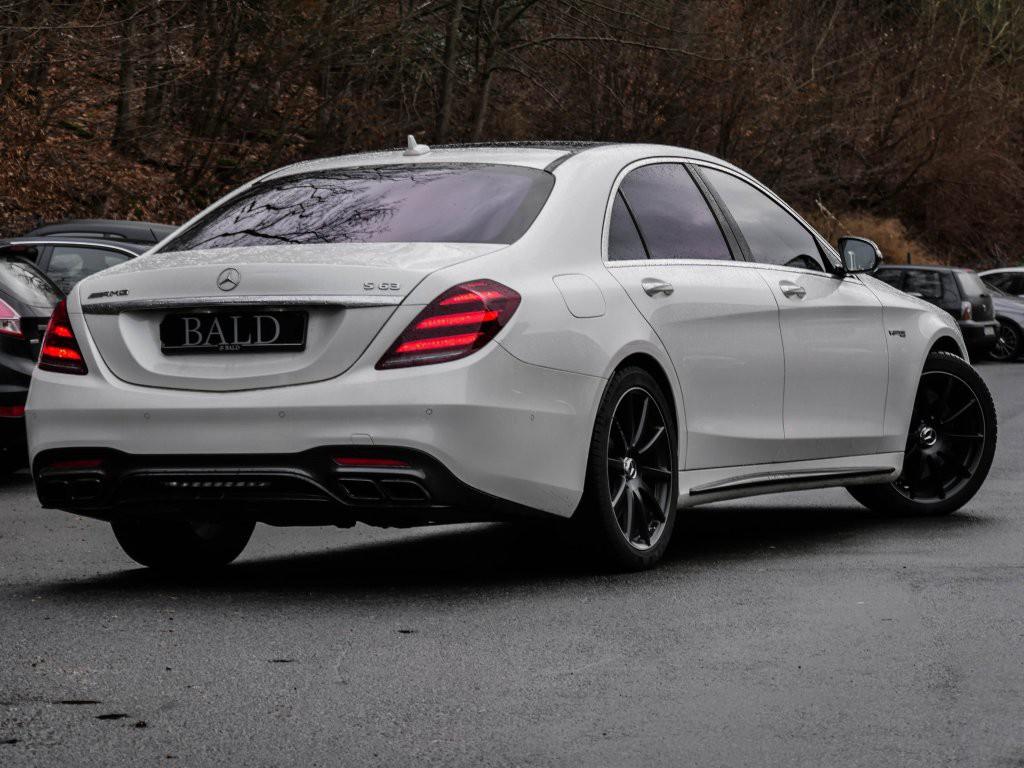 Mercedes-Benz S 63 AMG L Carbon Burm3D Memo
