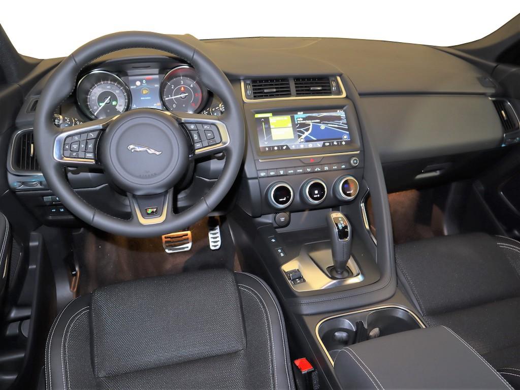 Jaguar E-Pace D180 AWD R-Dynamic Adaptives Fahrwerk