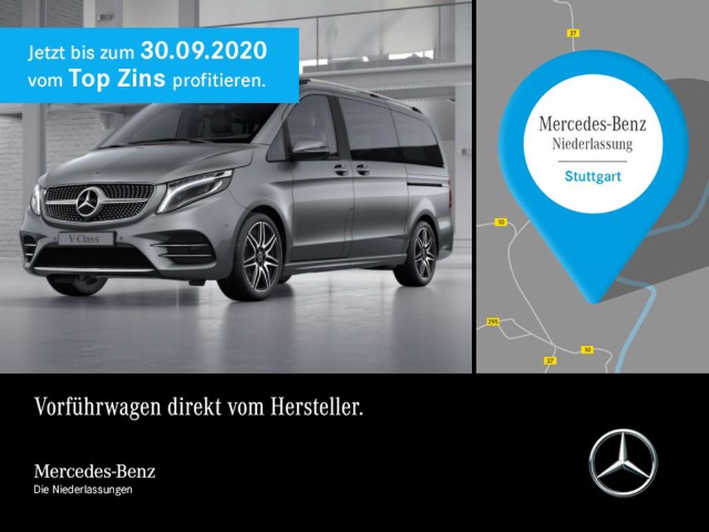 Mercedes-Benz V 300 d lang Edition AMG