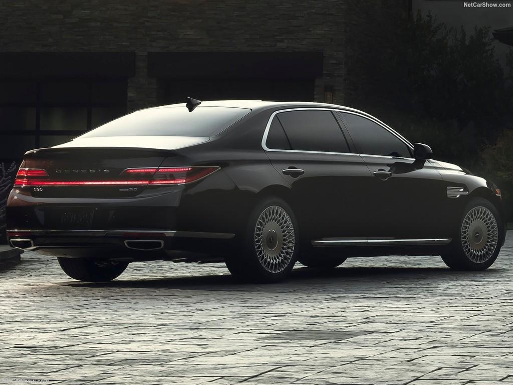 Hyundai Genesis 3.8 G90 Luxury Automatik Direktimpor