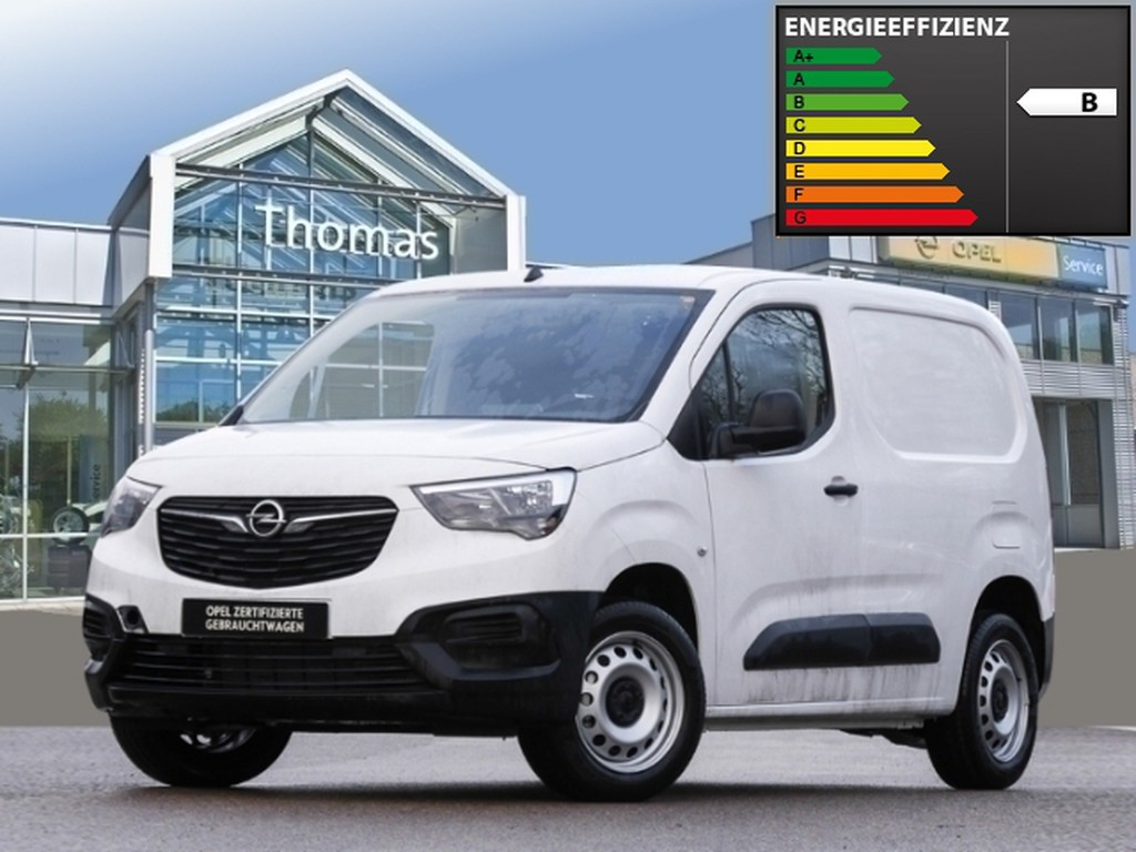 Opel Combo 1.2 Cargo Selection Turbo EU6d