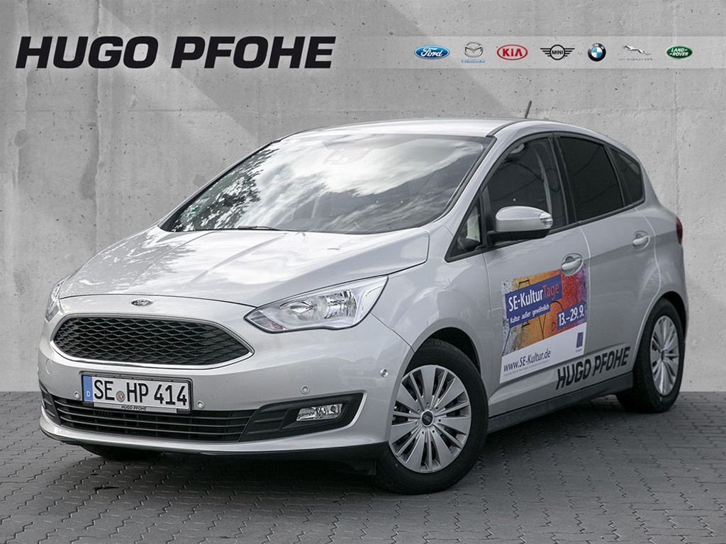 Ford C-Max 1.0 Cool & Connect EcoBoost
