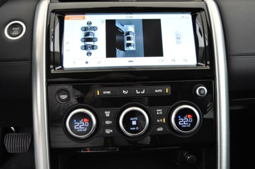 Land Rover Discovery SD6 HSE F STH H-UP elAHK 20