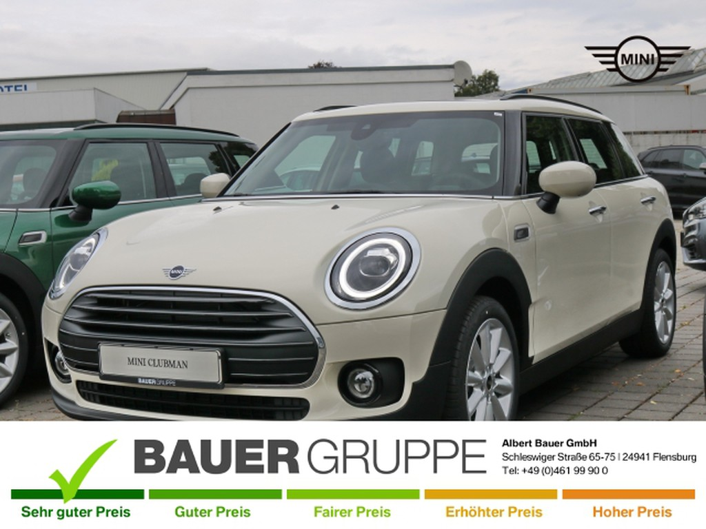 MINI One Clubman 1.5 EU6d-T Multif Lenkrad