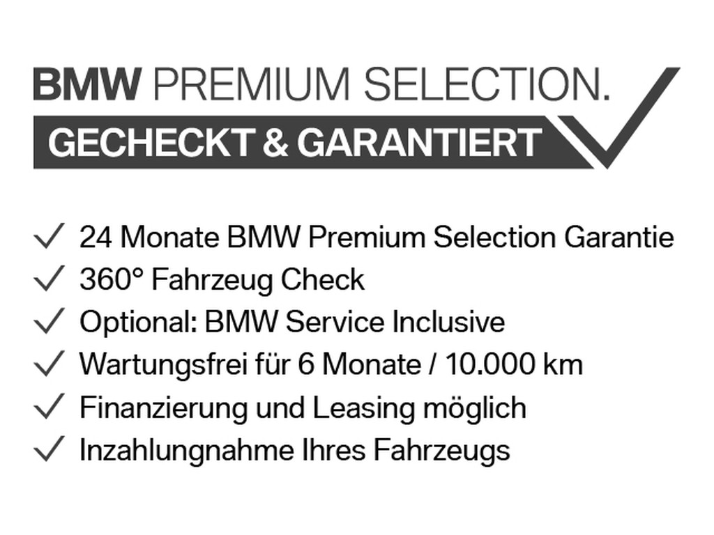 BMW 425 d Gran Coupe Luxury Line Display Automatik