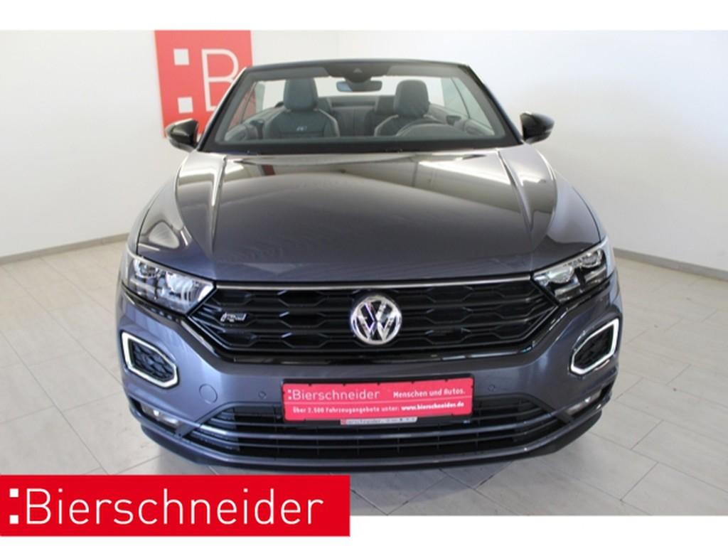 Volkswagen T-Roc 1.5 TSI Cabrio 2x R-Line Black Style 19 BEATS 5J
